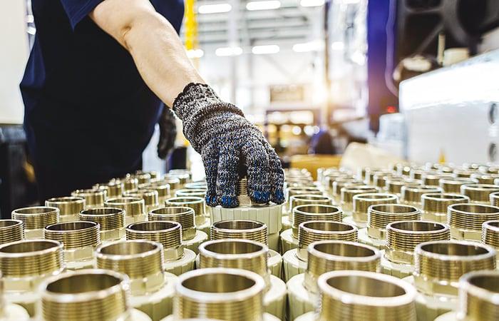 Industrial sorting